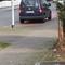 Mobiler Blitzer, VW Caddy, Fahrtrichtung Pasteurallee