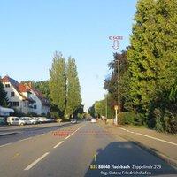 ID 54282 Fischbach Zeppelinstr.279  FRtg. Osten; Friedrichshafen.