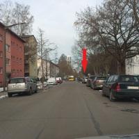 Geschwindigkeitsmessanlage der Stadt Regensburg