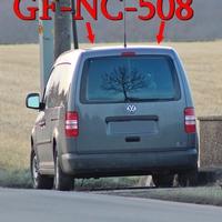 Blitzer in Allenbüttel aus Wolfsburg kommend, Fahrtrichtung Meine. 50 kmh. Grauer VW Caddy Maxi (GF-NC-508).