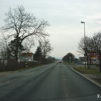 Anfahrt stadtauswärts in Richtung Forchheim bzw. A 73 AS Baiersdorf-Nord. In dieser Höhe wird sonst häufig mobil geblitzt (siehe andere Fotos hier).