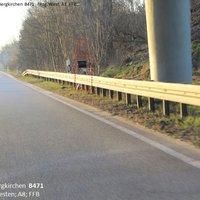 B471 Bergkirchen Rtg.  West, A8; FFB