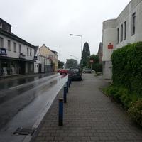 Rechte Fahrbahnseite Richtung Altes Rathaus