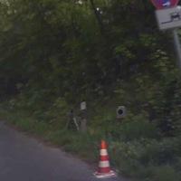 Krefelder Str. Richtung Neersen, dazu gehört noch eine Lichtschranke