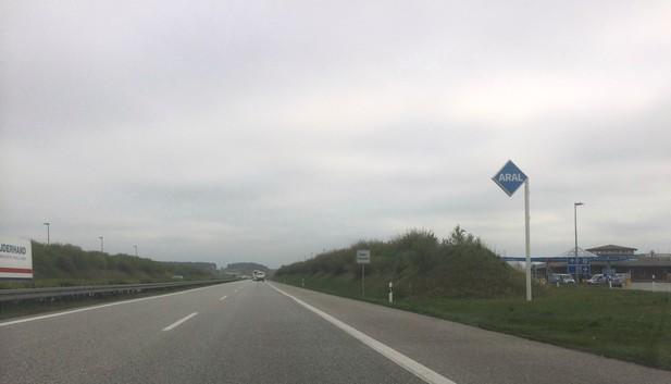 Raststätte Fuchsberg A20