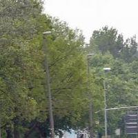 Feste Blitzersäule auf dem Mittelstreifen auf der B91 aus Halle/S. kommend in Richtung Weißenfels. Es werden beide Spuren geblitzt. Tempo: 60km/h