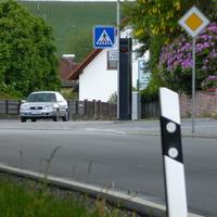 Grasellenbach.....Stationärer (Fester Blitzer) seit 13.Mai 2014 aktiv aus Richtung Wegscheide kommend.