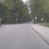 Überwachung beider Fahrtrichtungen