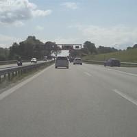 Polizei Zivilfahrzeug BMW 5er
