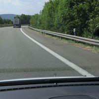 PSS FR Stuttgart zwischen den Ausfahrten Korb und Waiblingen Nord @100