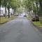 bekannte Stelle, Richtung Innenstadt fahrend hinter dem Altenheim