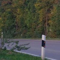 Gut Platzierte Abzockstelle abseits der Bebauung am Ortsausgang versteckt im Gebüsch 50kmh