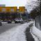 Kempten, Stephanstraße in Richtung Westen; gleich erreichen wir den Berliner Platz, an dem sich mehrere stationäre Überwachungsanlagen befinden.