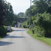 Anfahrt von Stattstrasse Wolfratshausen-Beuerberg-Penzberg