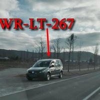 Blitzer in Wernigerode, auf der Halberstädter Straße, stadtauswärts, in Richtung B 6. 50 kmh. Grauer VW Caddy (WR-LT-267), gegenüber vom Edeka-Center.