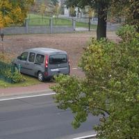 Dacia Logan mob. Blitzer