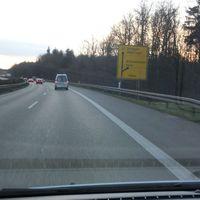 B14 FR Stuttgart @120 Km/h Zweispurige Messung mit ESO Lichtschranke und zwei Fotoeinheiten.