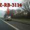 Blitzer auf der Ludwig Erhardt Straße stadtauswärts, auf der rechten Seite auf dem Parkstreifen steht der graue VW Caddy Maxi (SZ-RB-3114). 70 kmh. Richtung Schacht Konrad / A 39 / VW Werk Salzgitter.