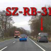 Blitzer auf der B 248, SZ Beinum, Richtung SZ Bad, nach dem Abzweig Groß Mahner, an der Feldwegseinfahrt höhe der Bahnbrücke, grauer VW Caddy Maxi (SZ-RB-3114) steht in der Einfahrt, wer würde sich sonst so gerade zu Fahrbahn und in eine Einfahrt so stellen. Den Braten konnte man nur riechen! 70 kmh.
