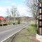 Starenkasten in Naumburg Ortsteil Schulpforte in Höhe der Bushaltestelle. Messung beidseitig