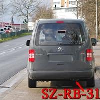 Blitzer auf der Konrad Adenauer Straße, stadteinwärts, höhe Fa. Roth, kurz nach Mc Donalds, rechte Seite auf dem Parkstreifen steht der graue VW Caddy Maxi (SZ_RB-3114). 60 kmh.