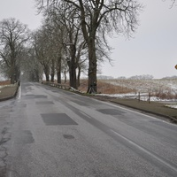 Herzberg Rtg. Parchim (70 km/h)