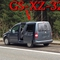 B 241 Osterode Richtung Clausthal Zellerfeld, kurz nach der Abfahrt Buntenbock, rechte Seite. Grauer VW Caddy (GS-XZ-32). 70 kmh.