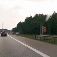 Höhe Abfahrt Ludwigslust in Baustelle Typ: Geschwindigkeit 60km/h, teilstationär  Vitronic Enforcement Trailer mit PoliScan: https://www.vitronic.de/verkehrstechnik/anwendungen/verkehrsueberwachung/geschwindigkeitsmessung/enforcement-trailer.html