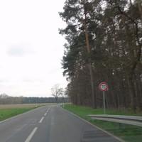 Richtung Falkenberg