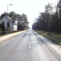 Richtung Finsterwalde