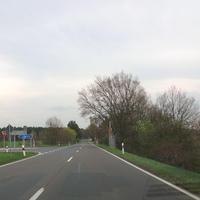 Richtung Calau