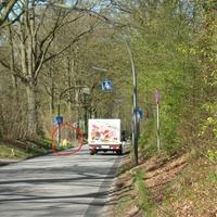 Handlaser Richtung Volksdorf
