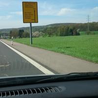 B423 Assweilter FR Mandelbachtal, Tempo 50