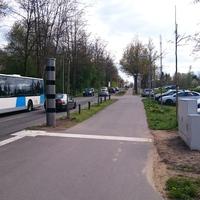 Metzer Straße, Tempo 50, Messung in beide Richtungen