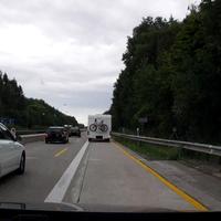 Zwischen den Anschlussstellen Soltau-Ost und Schneverdingen, wegen Baustelle 80km/h sonst kein Tempolimit.