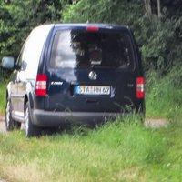 ST2054 Geltendorf Rtg Moeerenweis. blauer Caddy STA HN 67