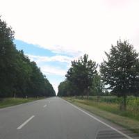 Richtung A24/Ludwigslust