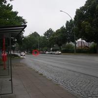 HH-P 7245, Richtung Wandsbek
