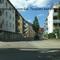 """Luise-Hartmann-Straße zwischen dem Gmünder Torplatz und der """"AOK"""" bei der Feuerwehrzufahrt (Spielstraße 7-10 km/h, es wird erst ab 19 km/h geblitzt), beidseitig"""