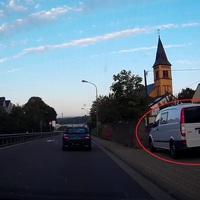 Meßfahrzeug weißer Mercedes Vito (29.09.2016): WIL-ZR 73 (26.07.2019): TR-EA274
