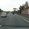 """PSS @100 B14 FR Backnang vor Ausfahrt Waiblingen Mitte nach der """"Commando Cannstatt"""" Lärmschutzwand"""