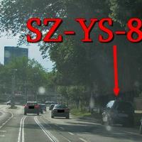 Dunkelgrauer VW Caddy Maxi (SZ-YS-849), auf der Helmstedter Straße, kurz nach dem Hauptfriedhof ,stadteinwärts. Auf der rechten Seite auf dem Parkstreifen. 50 kmh. Da kann das Kennzeichen auch tausendmal gewechselt werden, das Auto bleibt das Selbe!