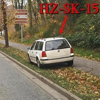 Blitzer in Blankenburg, B 81 Hasselfelder Straße, stadteinwärts, nahe der Turnhalle. Am Samstag auch mit viel Sinn im Rahmen der Verkehrssicherheit, zu Schulzeiten kann man das ja so machen, aber so? Weißer VW Golf 4 Variant mit seinem neuem Kennzeichen (HZ-SK-15). 50 kmh. Davon ab steht das Messfahrzeug für mich nicht auf festem Grund und in leichter Schieflage zur Fahrbahn, ob eine korrekte Messung dabei gegeben war?