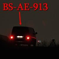 Nachtblitzer diesesmal im Schutze der Dunkelheit. Es gab einige Überschreitungen an der Messstelle. ESO Anlage, dazu gehört der blaue VW T 5 mit neuem Kennzeichen nun (BS-AE-913) ex (BS-AD-713). Standort: A 39 Richtung Wolfsburg, kurz nach der Auffahrt BS Rüningen Nord, am Ende der Betonmauer. Kurz vor der Zusammenführung mit der Bogen-Einfädelung der A 391. 80 kmh.