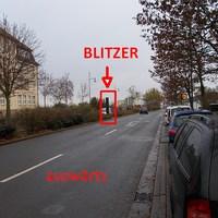 Eugen-Richter-Straße zw. Straße Am Kühlhaus und Dortmunder Straße         --> stadtauswärts