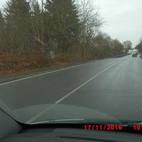 Fahrtrichtung stadtauswärts, links