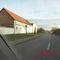 zweiter stationärer Blitzer in Fahrtrichtung Stendal. diesmal am Ortsausgang auf der linken Seite.