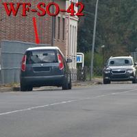 Blitzer am OA Schladen Richtung A 395 Anschlussstelle Schladen-Süd. 50 kmh. Grauer Skoda Roomster (WF-SO-42).