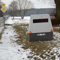 Richtung Boizenburg