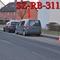 Blitzer in Salzgitter-Thiede, am Anfang der Adalbert-Stifter-Straße, Richtung Panscheberg. Rechte Seite in den Parkbuchten, mit einem Hütchen dahinter, grauer VW Caddy Maxi (SZ-RB-3114). 30 kmh. Diesesmal wurde auch mal nicht manuell vom Personal ausgelöst. War wohl zu kalt ;-).